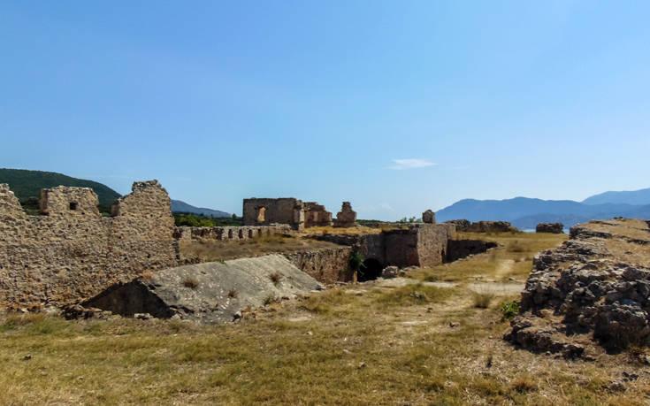 Το Κάστρο του Γρίβα στη Λευκάδα με την υπέροχη θέα – Newsbeast