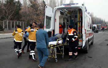 Μικρό αεροσκάφος συνετρίβη στην Τουρκία με έναν νεκρό