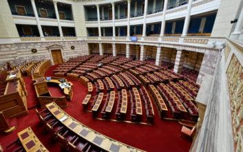 Η διάταξη των κομμάτων στη νέα βουλή