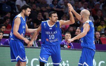 Εθνική Ελλάδας μπάσκετ: Πώς ήταν μικροί τέσσερις διεθνείς με πρωταγωνιστικό ρόλο