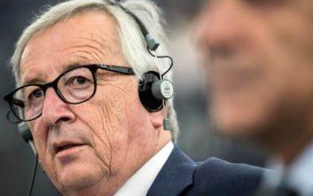 Ευρωπαϊκή Επιτροπή: Τι είπε ο Γιούνκερ για την υποψηφιότητα Βέμπερ