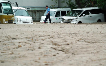 Σεισμός στην Ιαπωνία: Τσουνάμι ενός μέτρου αναμένεται να πλήξει επαρχίες του νησιού
