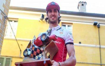Στον Antonio Giovinazzi το βραβείο για τον καλύτερο ρουκι στη Formula 1