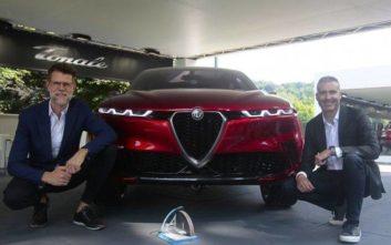 Διεθνές βραβείο σχεδιασμού για την Alfa Romeo Tonale