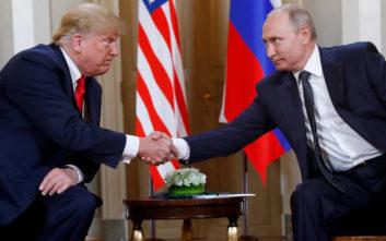 Το Κρεμλίνο αμφισβητεί την εγκυρότητα του άρθρου της Washington Post για τις συνομιλίες Τραμπ-Πούτιν