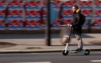 Νεκρός νεαρός που οδηγούσε πατίνι στο Παρίσι