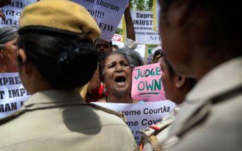 Ινδία: Ισόβια κάθειρξη σε τρεις άνδρες για τον βιασμό και τον φόνο μιας 8χρονης