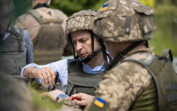 Ο νέος πρόεδρος της Ουκρανίας είναι έτοιμος για συνομιλίες με τη Ρωσία