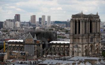 Παναγία των Παρισίων: Πρώτη λειτουργία το Σάββατο δύο μήνες μετά την καταστροφική πυρκαγιά