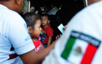 Μεξικό: Δεν θα υπάρξει απεριόριστος αριθμός αιτούντων άσυλο από τις ΗΠΑ
