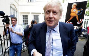 Μπόρις Τζόνσον: Δεν έχω ως στόχο ένα Brexit χωρίς συμφωνία