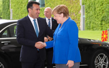 Μέρκελ: Τα Σκόπια έχουν προσεγγίσει σημαντικά την Ευρωπαϊκή Ένωση
