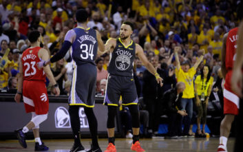 NBA: Μαθήματα αθλητικού ήθους από τους Ουόριορς