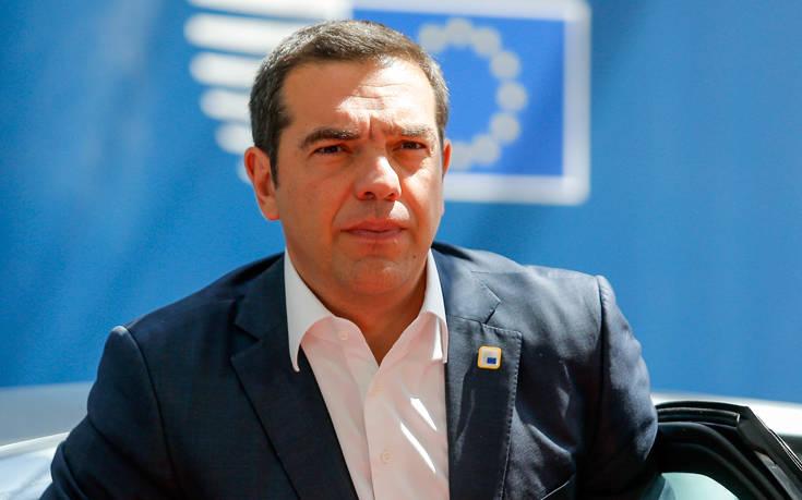 Υπέρ της υποψηφιότητας Τίμερμανς ο Αλέξης Τσίπρας