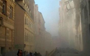 Έκρηξη με τραυματίες στη Βιέννη