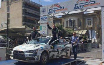 Η γιορτή του μηχανοκίνητου αθλητισμού στα βουνά της Στερεάς