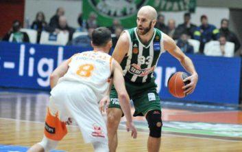 Basket League: Με «σπασμένα φρένα» ο Παναθηναϊκός ΟΠΑΠ για το νταμπλ