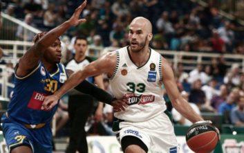 Basket League: Εύκολα ο Παναθηναϊκός το 2-0 στη σειρά με το Περιστέρι