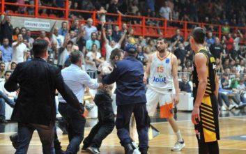 Basket League: Μια αγωνιστική κεκλεισμένων των θυρών στην ΑΕΚ για επεισόδια στην Πάτρα