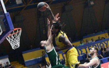 Basket League: Ο Παναθηναϊκός «σκούπισε» το Περιστέρι με 3-0 στη σειρά