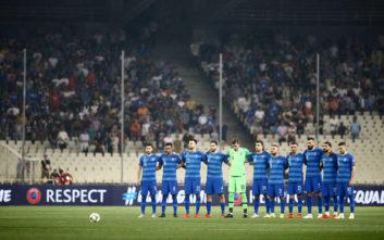 Ελλάδα-Αρμενία: Οι ενδεκάδες των δύο ομάδων