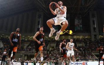 Πρωταθλητής Ελλάδας στο μπάσκετ ο Παναθηναϊκός