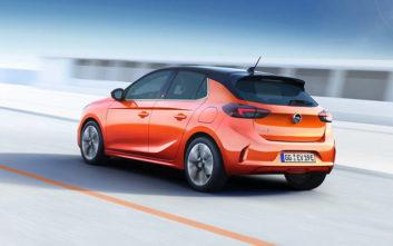 Παρουσιάστηκε το ηλεκτρικό Opel Corsa της νέας 6ης γενιάς