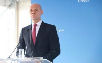 Alexander Zinell: Στόχος της Fraport Greece η οικοδόμηση υποδομών που θα διαδραματίσουν σημαντικό ρόλο σε δημόσιο τομέα και τουρισμό