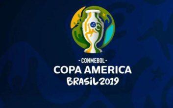 Η παρουσία των «παρείσακτων» στο Copa America