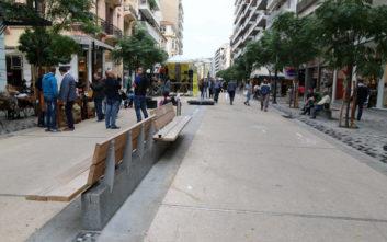«Ξεκινάει στη Θεσσαλονίκη η πεζοδρόμηση στην οδό Αγίας Σοφίας, μετά την Τσιμισκή»
