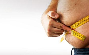 Εξέταση θα προβλέπει τον κίνδυνο παχυσαρκίας