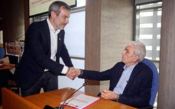 Συνάντηση Μπουτάρη - Ζέρβα σήμερα στο δημαρχείο Θεσσαλονίκης
