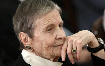 Ελένη Γλύκατζη - Αρβελέρ: Από τη μια μου επιτίθεται η Χρυσή Αυγή και από την άλλη ο Πολάκης