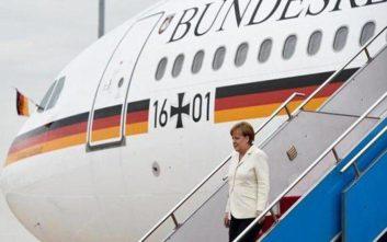 «Θρίλερ» στη Γερμανία με τα προβλήματα στα κυβερνητικά αεροσκάφη