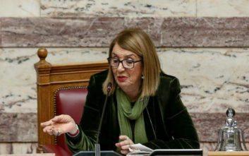 Τασία Χριστοδουλοπούλου: Δεν θα αναζητήσω άλλοθι, δεν εκτιμήθηκε η ειλικρίνειά μου