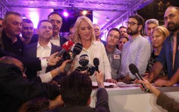 Ρένα Δούρου: Έχω καλέσει τον Γιώργο Πατούλη για να τον συναντήσω