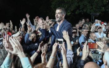 Στην Ακαδημία Πλάτωνος ορκίζεται Δήμαρχος Αθηναίων ο Κώστας Μπακογιάννης