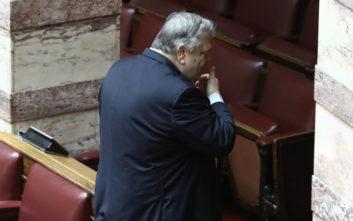 Βενιζέλος: Αποχωρώ από τη Βουλή μετά από 26 χρόνια θητείας