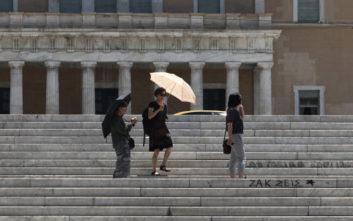 Καιρός: Ανοιχτές οκτώ κλιματιζόμενες αίθουσες στον δήμο της Αθήνας
