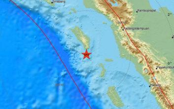 Σεισμός τώρα στην Ινδονησία