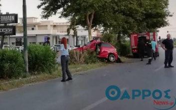 Θρήνος στην Καλαμάτα: 22χρονος σκοτώθηκε σε τροχαίο