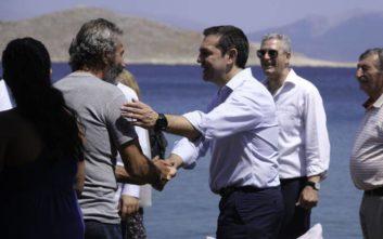Αλέξης Τσίπρας: Αυτοί που ζητούν να μας ξανακυβερνήσουν είναι οι ίδιοι που χρεοκόπησαν τη χώρα