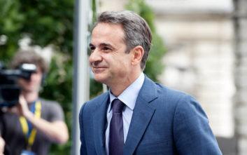 Τα υπουργεία που θα επισκεφτεί σήμερα ο Κυριάκος Μητσοτάκης
