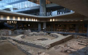 Μια αρχαιολογική ανασκαφή στο Μουσείο της Ακρόπολης
