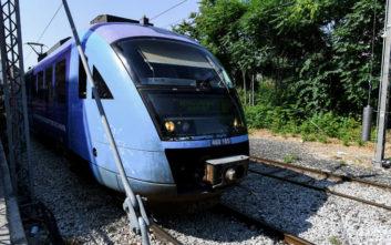 Διακοπή κυκλοφορίας προαστικού στο τμήμα Κόρινθος - Κιάτο λόγω δυστυχήματος