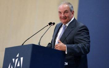 Στυλιανίδης: Ο Καραμανλής με την απειλή χρήσης βέτο στο Βουκουρέστι μετέβαλε μία χαμένη υπόθεση σε μία στέρεη βάση