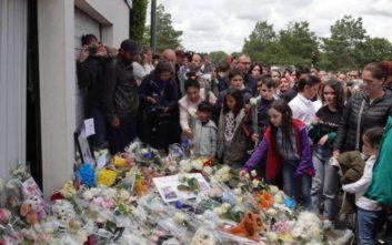 Οδύνη στην πορεία για 10χρονο αγοράκι που το σκότωσε ασυνείδητος οδηγός στη Γαλλία