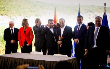 Η ανάρτηση του Νίκου Κοτζιά για τον ένα χρόνο από τη Συμφωνία των Πρεσπών