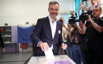 Δημοτικές εκλογές 2019: Είμαστε εδώ για να συνθέσουμε, είπε ο Κώστας Ζέρβας