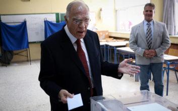 Εκλογές 2019: Το μήνυμα του Βασίλη Λεβέντη για την αλλαγή και την αλαζονεία